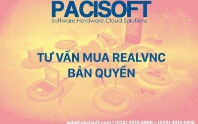 Tư vấn mua RealVNC bản quyền