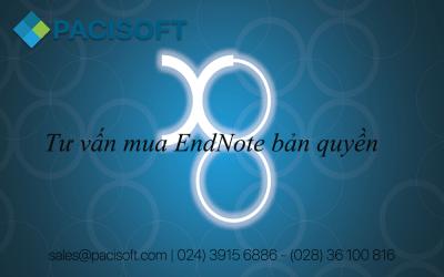 Tư vấn mua EndNote bản quyền