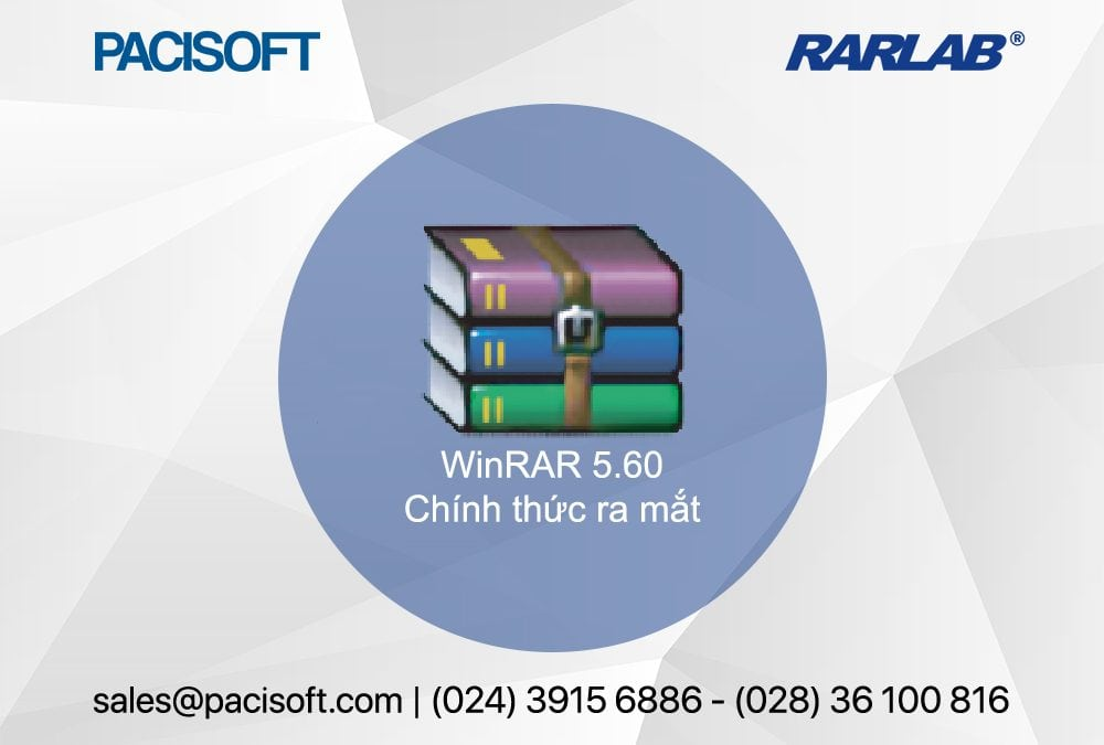 WinRAR 5.60 chính thức ra mắt