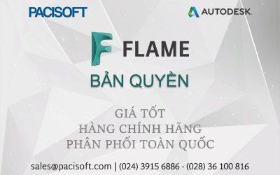 Tư vấn mua bán phần mềm Flame bản quyền