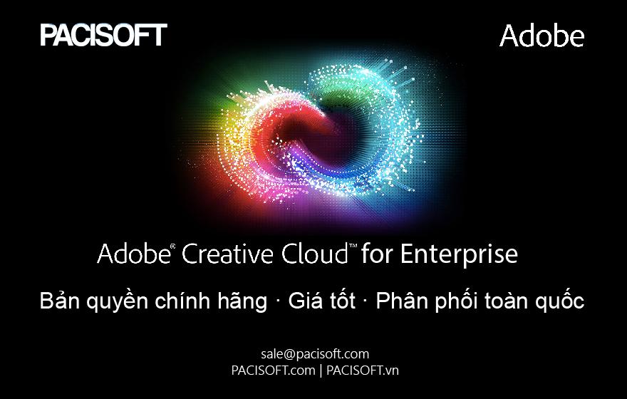 adobe cc for enterprise