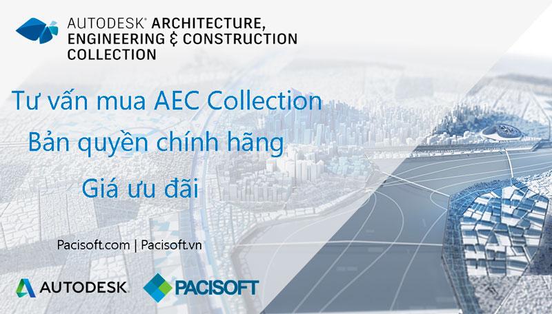 Tư vấn mua AEC collection bản quyền