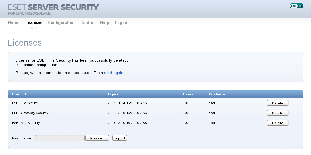 Tư vấn mua phần mềm Eset Gateway Security for Lunux bản quyền
