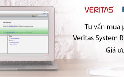 Tư vấn mua Veritas System Recovery Server bản quyền