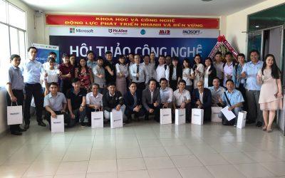 PACISOFT cùng Sở KH&CN Đồng Nai tổ chức thành công Hội thảo công nghệ