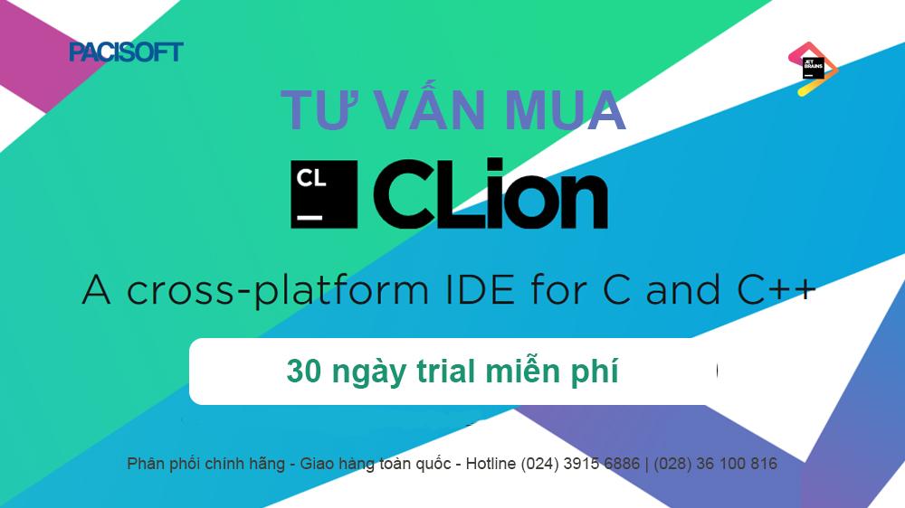 phan mem clion