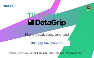 Tư vấn mua phần mềm DataGrip bản quyền