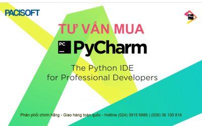 Tư vấn mua phần mềm PyCharm bản quyền