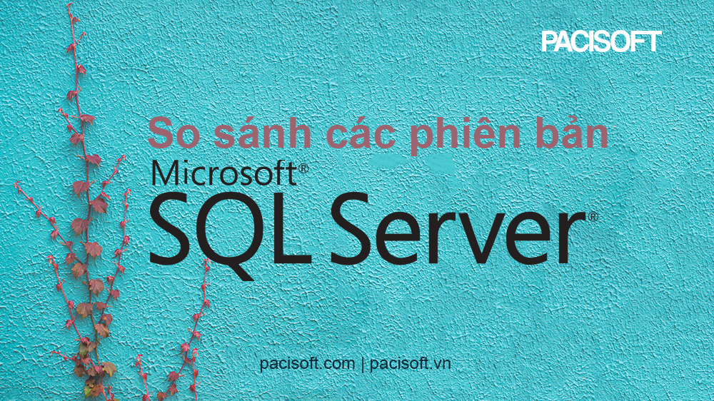 so sánh SQL Server