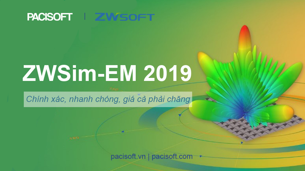 phần mềm ZWSim-EM 2019