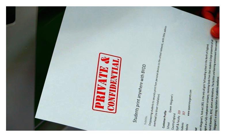 tư vấn mua phần mềm papercut bản quyền