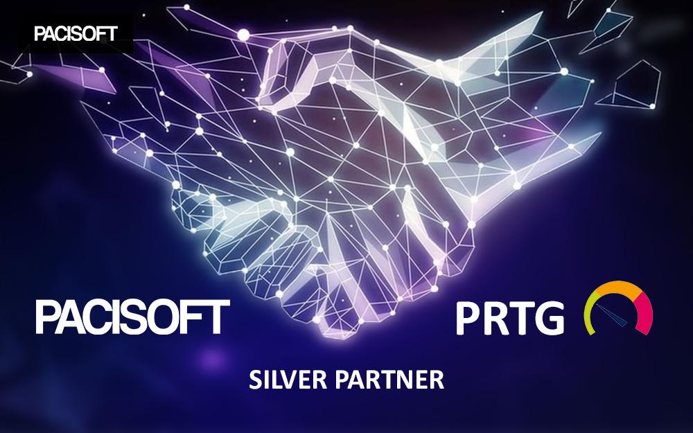 Pacisoft là đối tác của Paessler PRTG