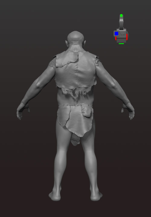 ZBrush 2020 - Camview