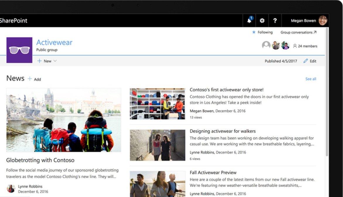 Mua bán phần mềm Microsoft Sharepoint bản quyền