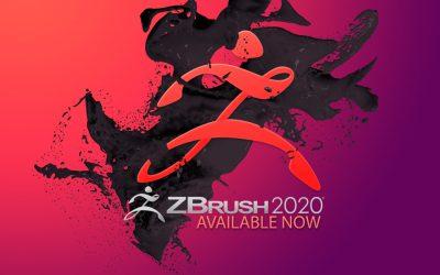 Pixologic phát hành ZBrush 2020 – Phần mềm điêu khắc số 1 thế giới