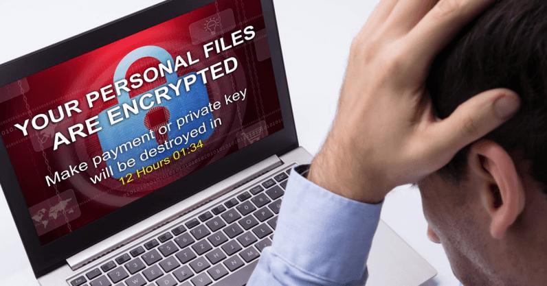 Phần mềm gián điệp Ransomware