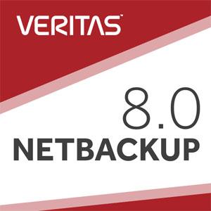 Veritas NetBackup 8.0