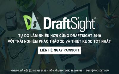 DraftSight – Giải pháp thay thế AutoCAD hàng đầu giúp tối ưu chi phí