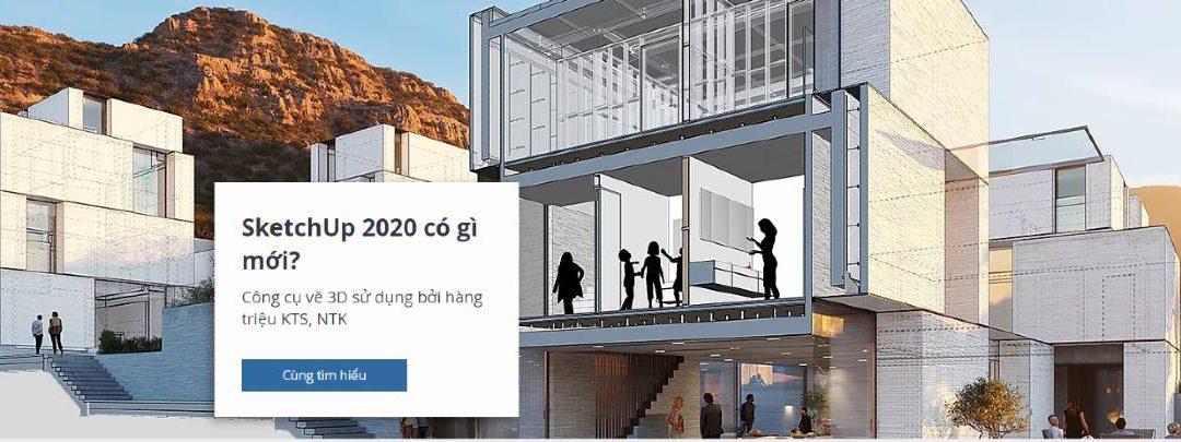 SketchUp 2020 có gì mới?