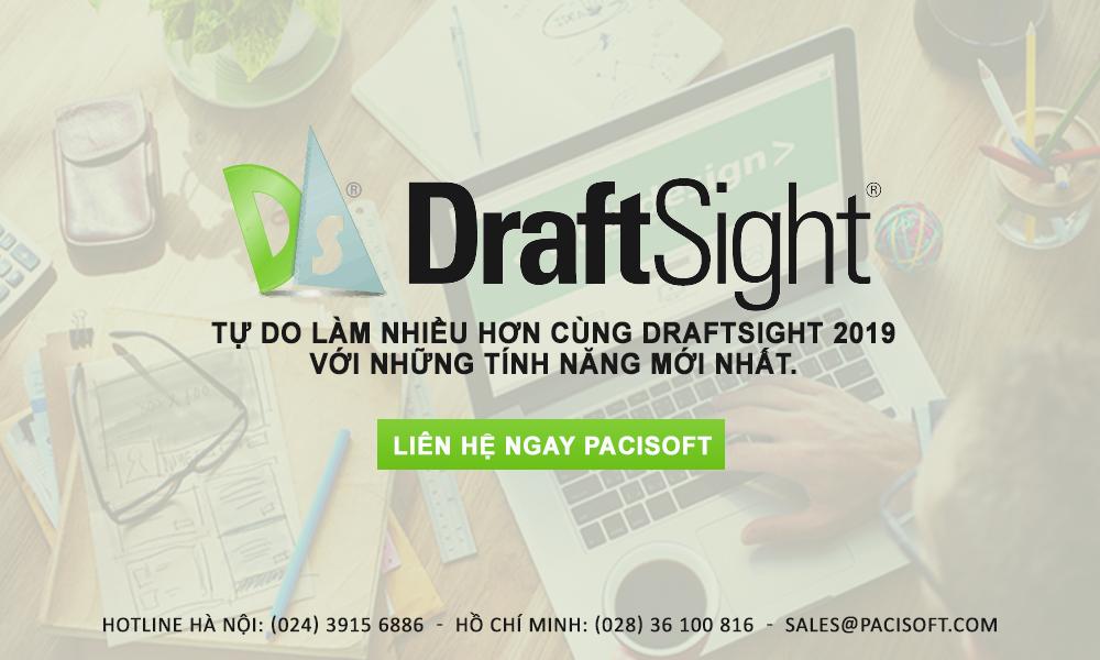 Tính năng nổi bật của DraftSight 2019