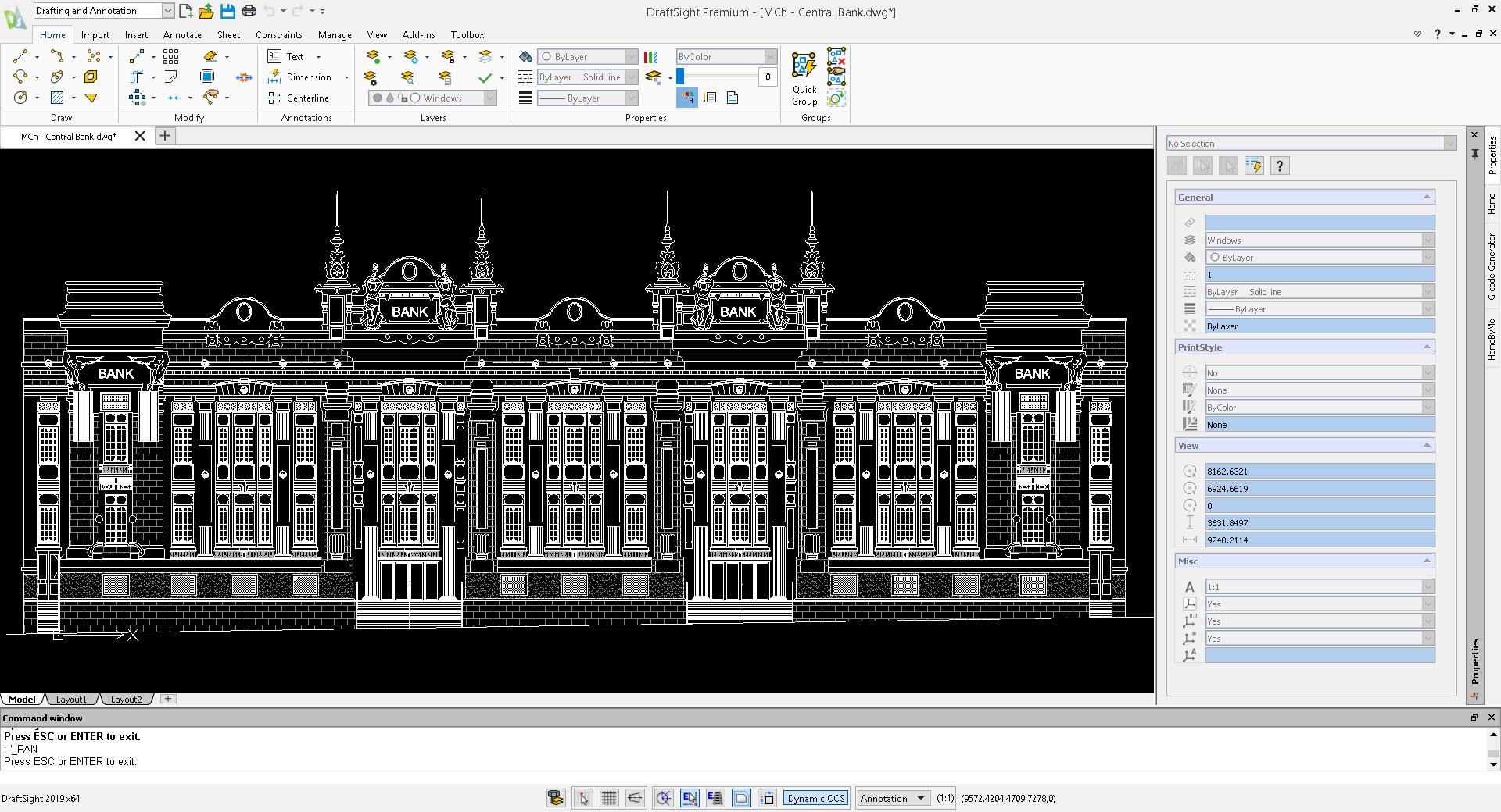 Phần mềm Draftsight bản quyền – Thiết kế CAD 2D/3D