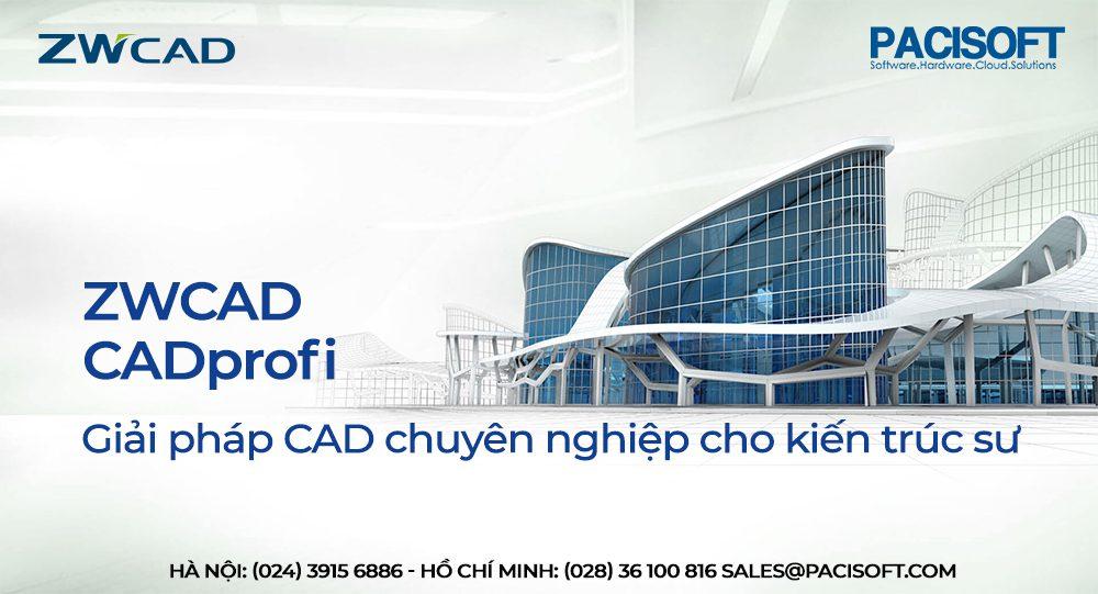CADprofi và ZWCAD