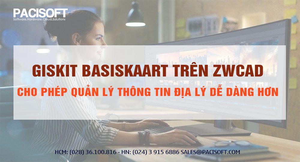 GISkit BasisKaart trên ZWCAD