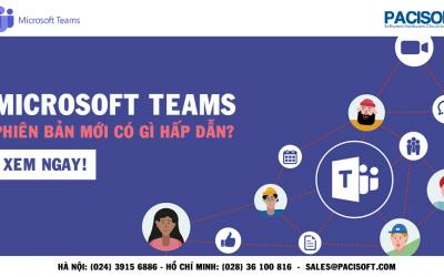 Khám phá ngay phiên bản nâng cấp Microsoft Teams hoàn toàn mới
