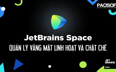 Quản lý vắng mặt hiệu quả và linh hoạt với JetBrains Space