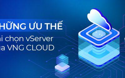 PACISOFT sử dụng giải pháp hạ tầng thông minh VNG Cloud vServer