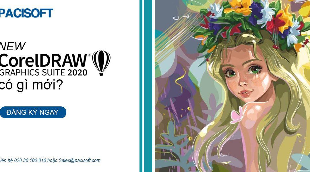 CorelDRAW Graphics Suite 2020 có gì mới? Mua ngay hôm nay để nhận ưu đãi hấp dẫn (Windows & Mac)