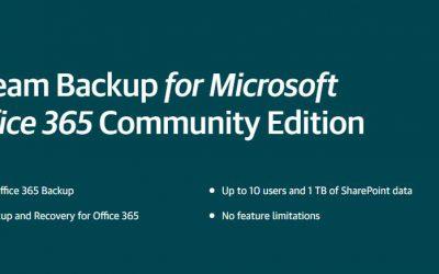 Tham khảo giải pháp Veeam Backup for Microsoft Office 365 cho doanh nghiệp của bạn