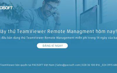 Giới thiệu về TeamViewer Remote Management