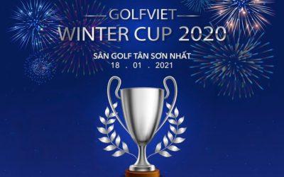 PACISOFT là đơn vị tài trợ cho giải GolfViet Winter Cup 2020