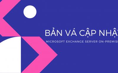 Bản vá cập nhật cho Exchange Server