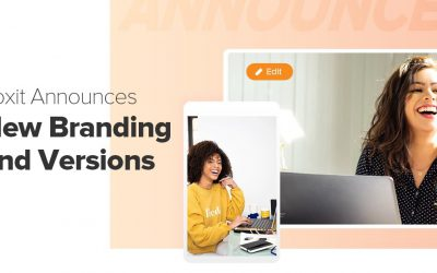 Foxit công bố thương hiệu và thay đổi tên sản phẩm